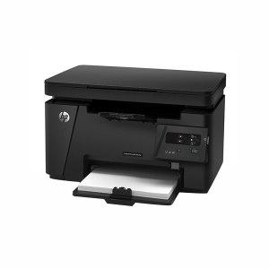 HP/惠普 A4黑白一体机 M126a 打印/复印/扫描 1台