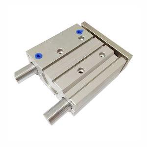 AIRTAC/亚德客 TCM系列三轴气缸(铜套轴承复动型) TCM20×20S 缸径20mm 行程20mm 附磁石 1个