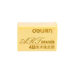 DELI/得力 美术橡皮擦 7535 4B 42×26×17mm 1块