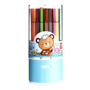 DELI/得力 36色可洗水彩笔 7068 1桶