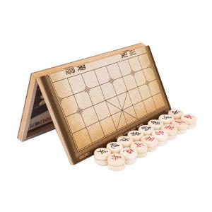 DELI/得力 中国象棋(原木色) 6732 1盒
