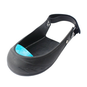 U-WORK/优工 单扣访客鞋套 访客鞋套 XL(43-48码) 绿色 1双