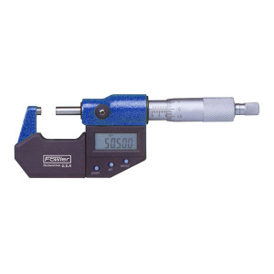 FOWLER 防水数显外径千分尺 50323122 0-25mm 不代为第三方检测 1把
