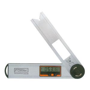 FOWLER 数显角度尺 55623117 250mm 不代为第三方检测 1把