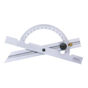 FOWLER 可调角度尺 54623123 100×150mm 不代为第三方检测 1把