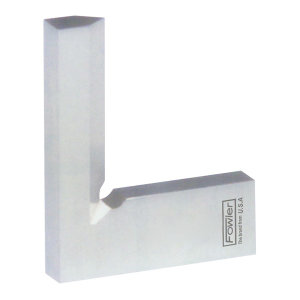 FOWLER 袖珍刀口角尺 54623137 25×20mm 不代为第三方检测 1把