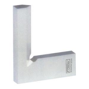 FOWLER 袖珍刀口角尺 54623138 40×28mm 不代为第三方检测 1把