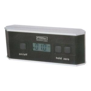 FOWLER 铝合金数显水平倾角仪 55723118 0-360°(90°x4) 不代为第三方检测 1把