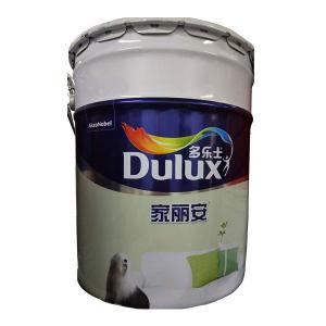 DULUX/多乐士 家丽安内墙乳胶漆 家丽安 哑光白 5L 1桶