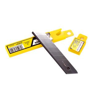 COMIX/齐心 标准美工刀片 B2852/B2852-X 18mm 10片 1盒