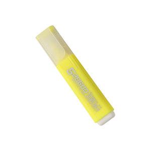 COMIX/齐心 醒目荧光笔 HP908 黄 1个