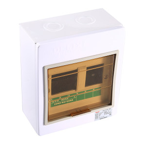 DELIXI/德力西 CDXM(R) 系列配电照明箱 CDXM-2-210 标准型 1个