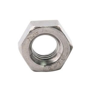 TONG/东明 DIN934 六角螺母 不锈钢304 A2-70 本色 211934016000000000 M16 粗牙 60个 1包