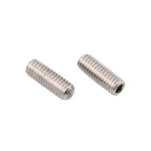 TONG/东明 DIN916 内六角凹端紧定螺钉 不锈钢316 A4-21H 本色 221916005000600000 M5×6 200个 1包