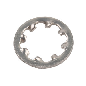 AOZ/奥展 GB861.1 内齿锁紧垫圈 不锈钢304 A2-100 本色 210085003000000000 φ3 500个 1包
