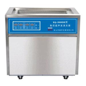 KSSHUMEI/昆山舒美 落地式数控超声波清洗器 KQ-3000DB 超声功率3kW 240L 1件