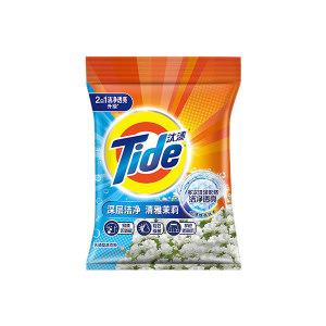 TIDE/汰渍 全效360度洗衣粉 6903148116920 300g 洁雅百合香型 1包