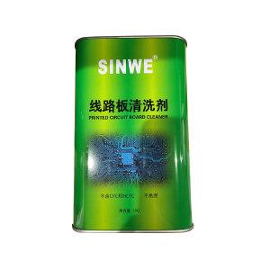 SINWE/鑫威 洗板水 106 无铅主板洗板水 1L 1桶