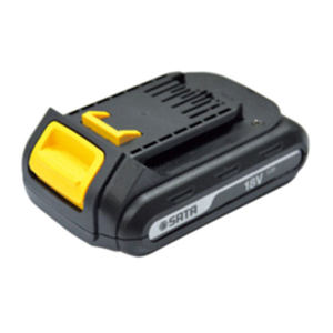 SATA/世达 J系列18V 2.0Ah 横插式锂电电池 SATA-51518 1个