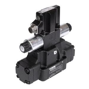 PARKER/派克 D41系列先导式比例换向阀-流量控制 D41FTE01FC4NF00 1个