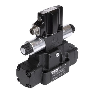 PARKER/派克 D41系列先导式比例换向阀-流量控制 D41FTE02FC4NF00 1个