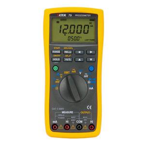VICTOR/胜利 过程仪表校验仪 VC79 不支持第三方检定 1台
