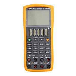 VICTOR/胜利 过程仪表校验仪 VC25 不支持第三方检定 1台