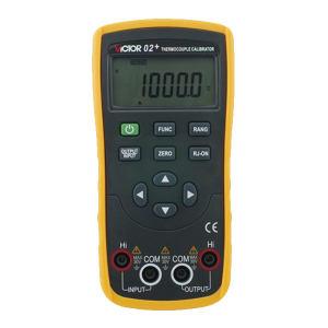 VICTOR/胜利 温度校验仪 VC02+ 不支持第三方检测/计量 1台