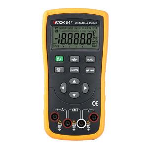 VICTOR/胜利 温度校验仪 VC04+ 不支持第三方检测/计量 1台