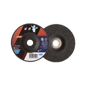 NORTON/诺顿 银熊系列角磨片(通用型) 66252836276(B411) 100×6×16mm 1片