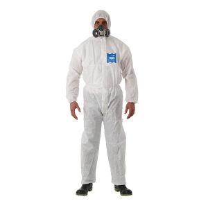 ANSELL/安思尔 1500系列增强型连体化学防护服 WH15-B-99-157-05 XL 白色 1件
