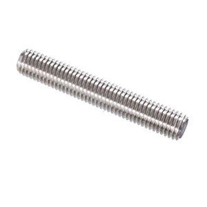 AOZ/奥展 DIN975 牙条 不锈钢304 A2-70 本色 211505010100000000 M10×1000 2个 1包