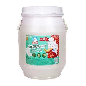 BAIMAO/白猫 大桶洗洁精 6901894121250 25kg 1桶