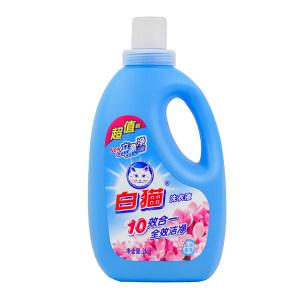 BAIMAO/白猫 全效洁净洗衣液 6901894126118 2kg 1瓶