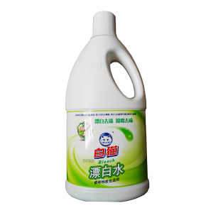 BAIMAO/白猫 漂白水 6901894127566 1200g 1瓶