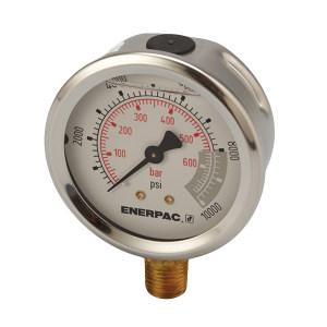 ENERPAC/恩派克 压力表 G2535L 1个