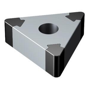 TUNGALOY/泰珂洛东芝 TNGG车刀片 TNGG160402L-P NS9530 1盒