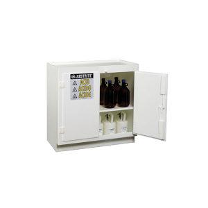 JUSTRITE/杰斯瑞特 实心聚乙烯酸类安全柜 24015 36瓶*2.5L 1台