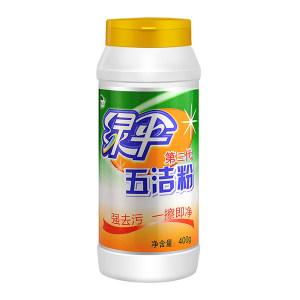 LVSAN/绿伞 五洁粉 6922365800962 400g 1瓶