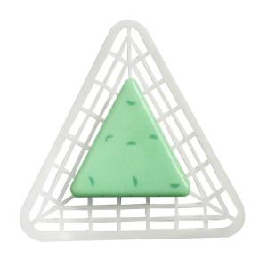 LVSAN/绿伞 三角除臭滤洁块 6934802521613 100g×2块 1组