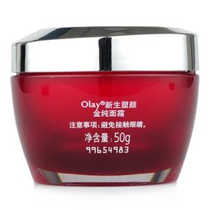 OLAY/玉兰油 新生塑颜金纯面霜 6903148151921 50g 1瓶