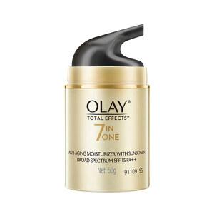 OLAY/玉兰油 多效修护防晒霜SPF15 6903148043264 50g 1瓶