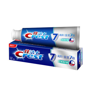 CREST/佳洁士 高阶全优7效根源护龈牙膏 6903148247570 140g 1支