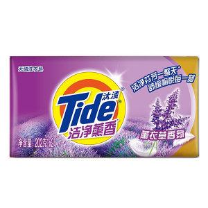 TIDE/汰渍 洁净薰香洗衣皂 6903148173831 202g×2块 1组