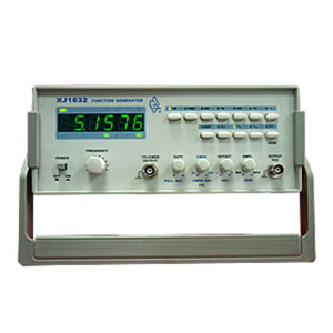 XJ/新建 信号发生器 XJ1632 1台