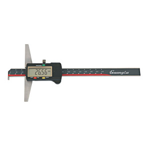 GUANGLU/广陆 单钩头数显深度尺 123-104 0-300mm 0.01mm 不代为第三方检测 1把