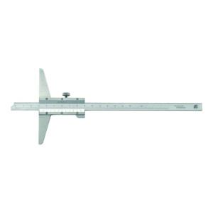 GUANGLU/广陆 开式游标深度尺 151-106K 0-300mm 0.02mm 不代为第三方检测 1把