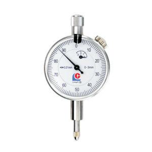 GUANGLU/广陆 机械百分表 321-111 0-3mm 不代为第三方检测 1只