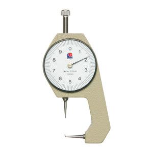 GUANGLU/广陆 机械百分测厚表(小S) 326-120 0-10mm 不代为第三方检测 1只