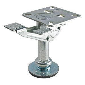 NANSIN/南星 南星地刹器 NR-6M 120×120mm 起升高度202mm 回复高度167mm 1个